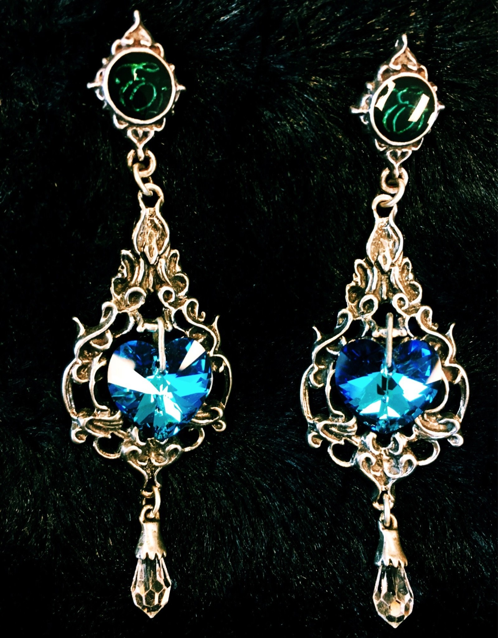 Pretty Strong Empress Eugenie Earrings