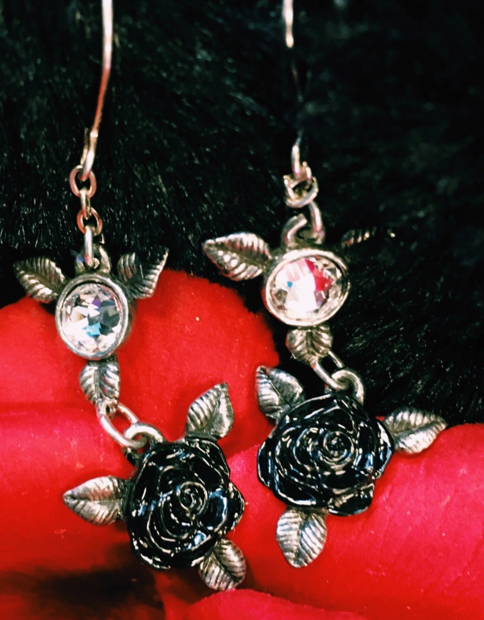Ring 'O Roses Earrings