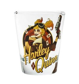 Pretty Strong Harley Quinn Shotglass