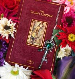Key to the Secret Garden Necklace