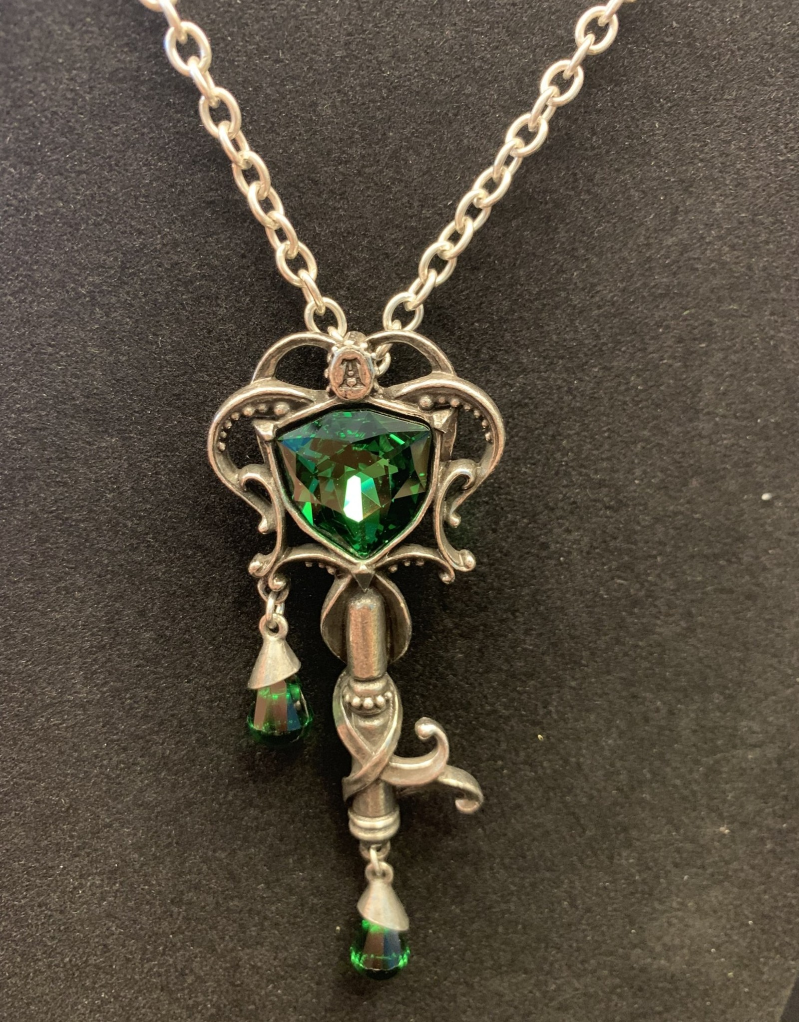 Key to the Secret Garden Necklace