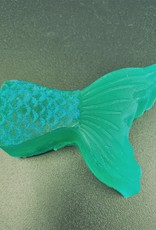 Pretty Strong Mermaid Tail Soap