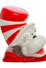 Pretty Strong Dr. Seuss Hat Cookie Jar