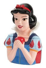 Pretty Strong Snow White Sculpted Ceramic Cookie Jar
