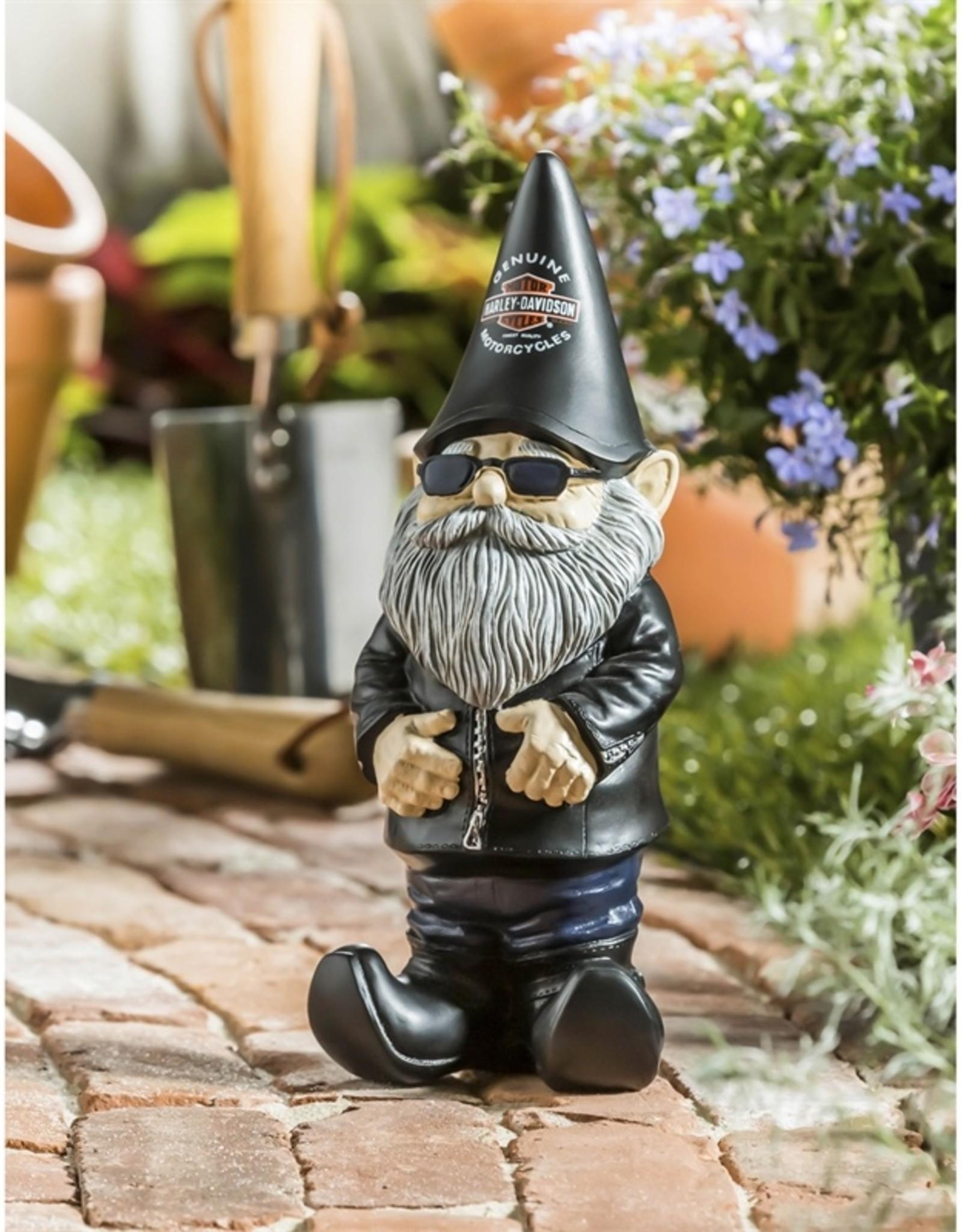 Pretty Strong Harley Davidson Man Gnome