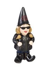 Harley-Davidson Woman Gnome