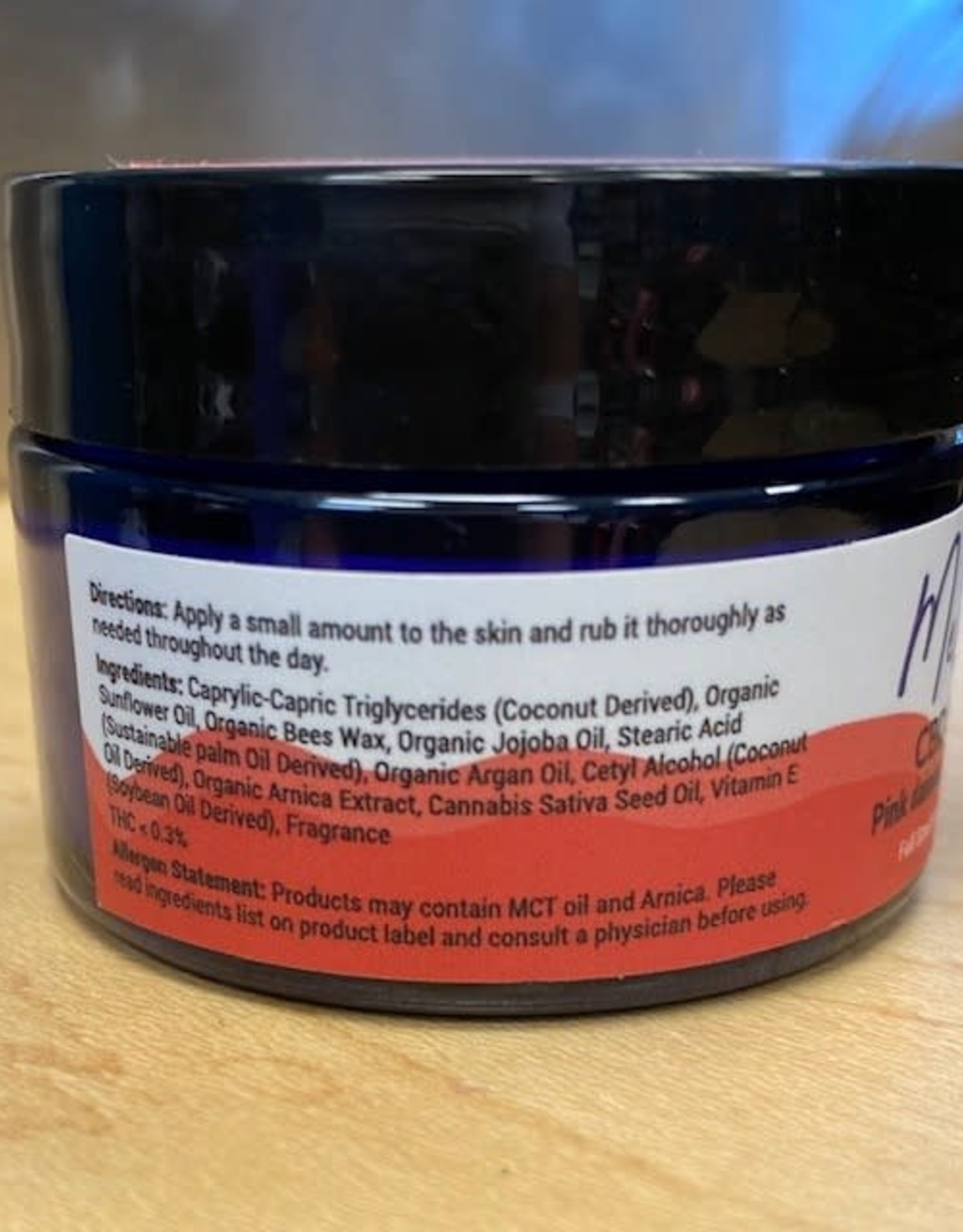 Pretty Strong CBD Salve