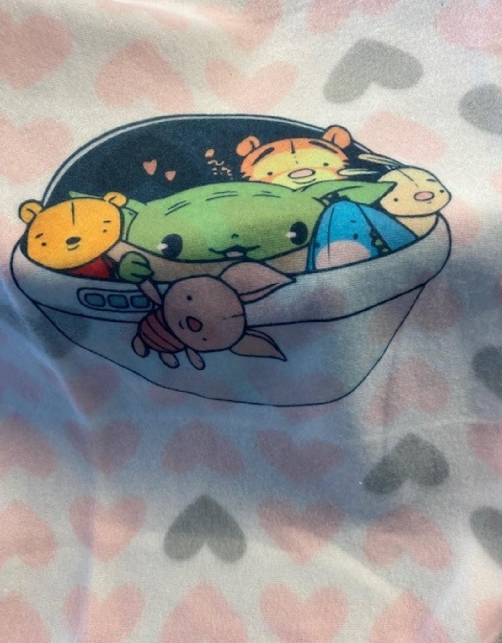 Tawny Kristine Baby Blankets