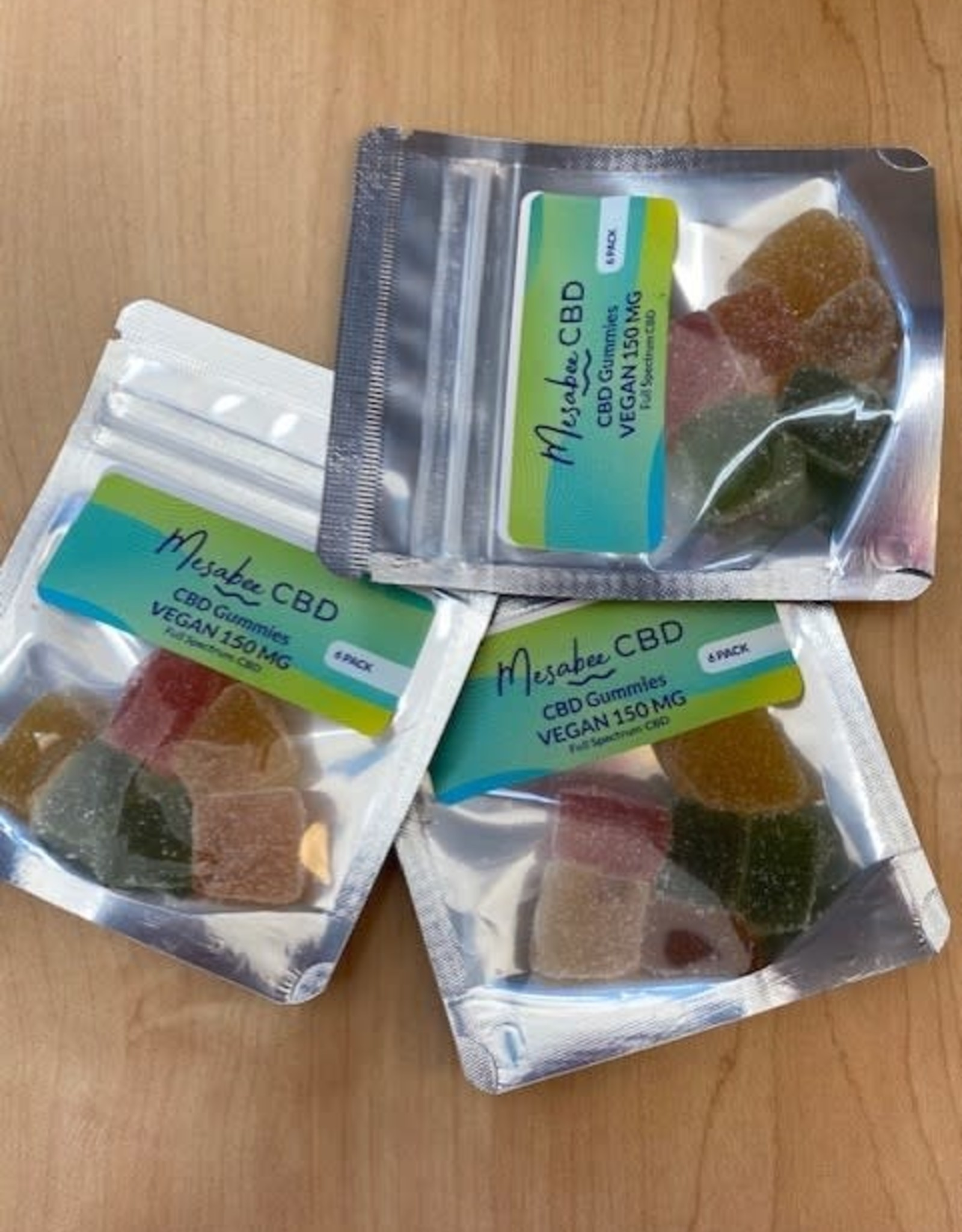 Pretty Strong CBD Gummies (5 pieces)