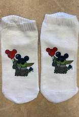 Pretty Strong Baby Yoda Socks