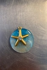Pretty Strong Star Fish Pendant