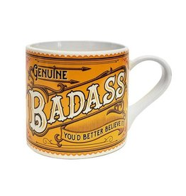 Pretty Strong Genuine Badass Mug