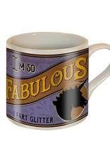 Pretty Strong Fart Glitter Mug