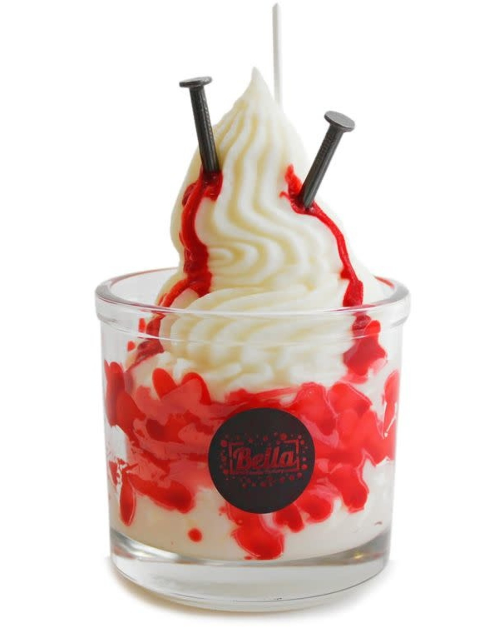 Bloody Sundae Candle