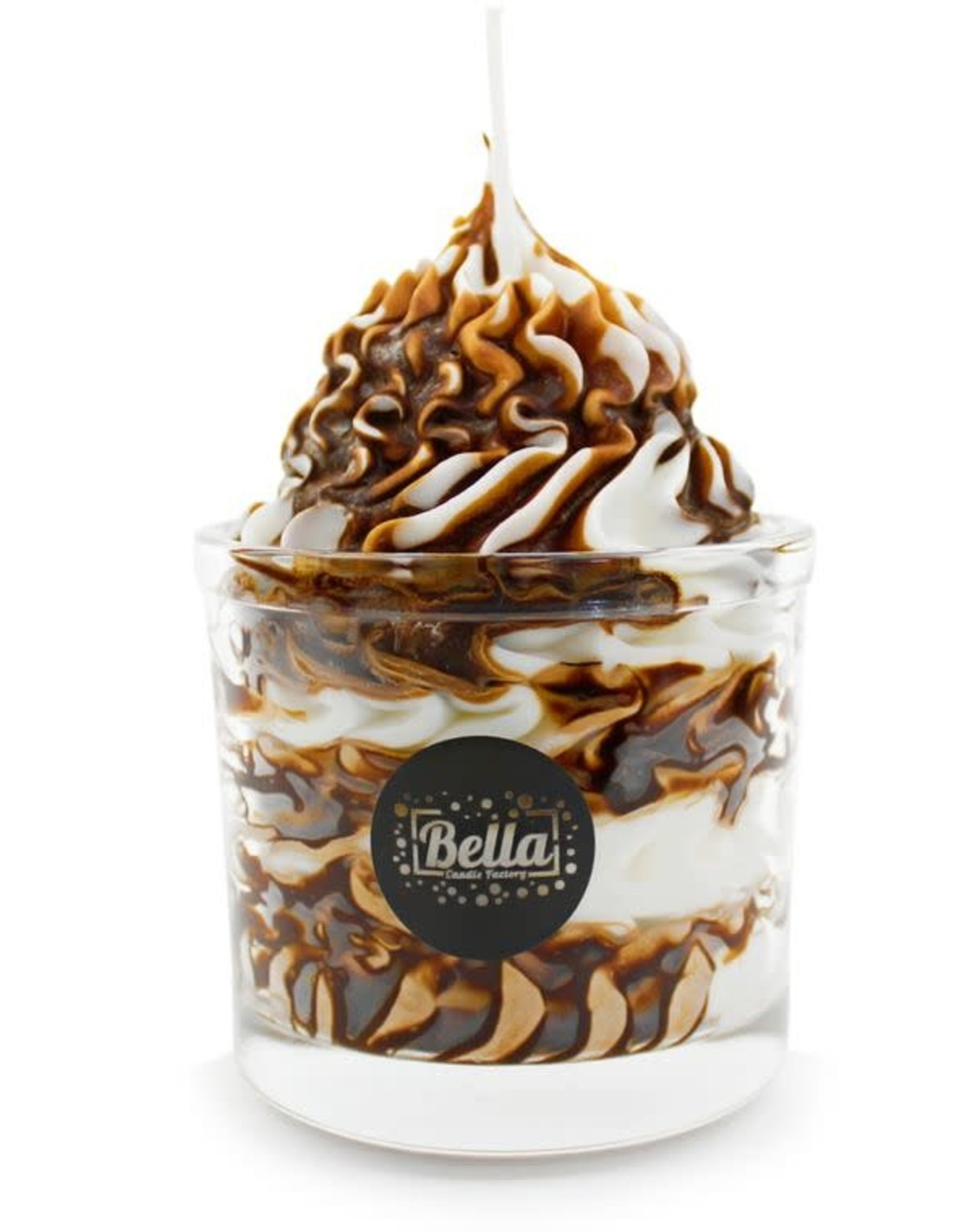 Pretty Strong Chocolate Sundae Candle