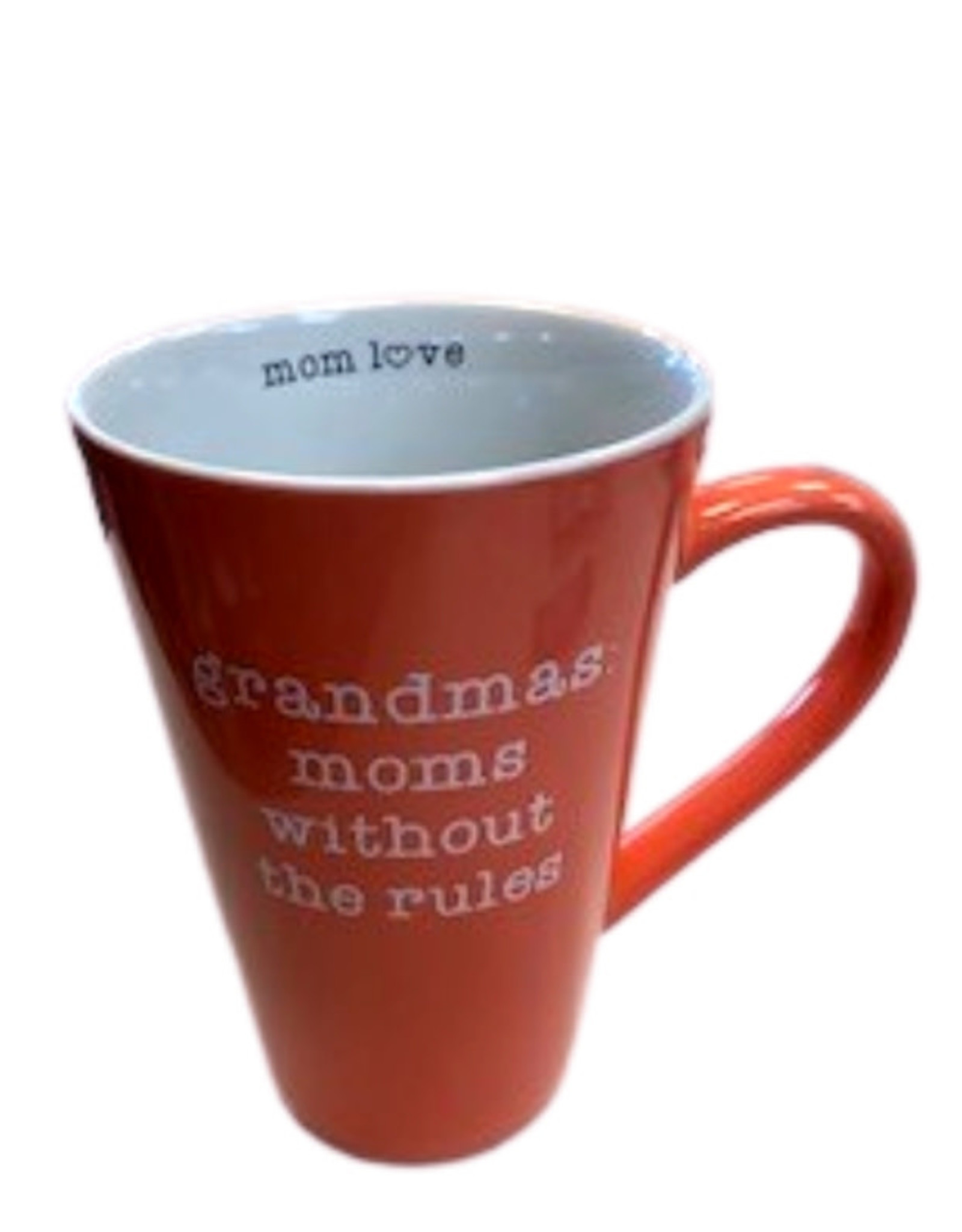 Grandmas: Moms Without the Rules