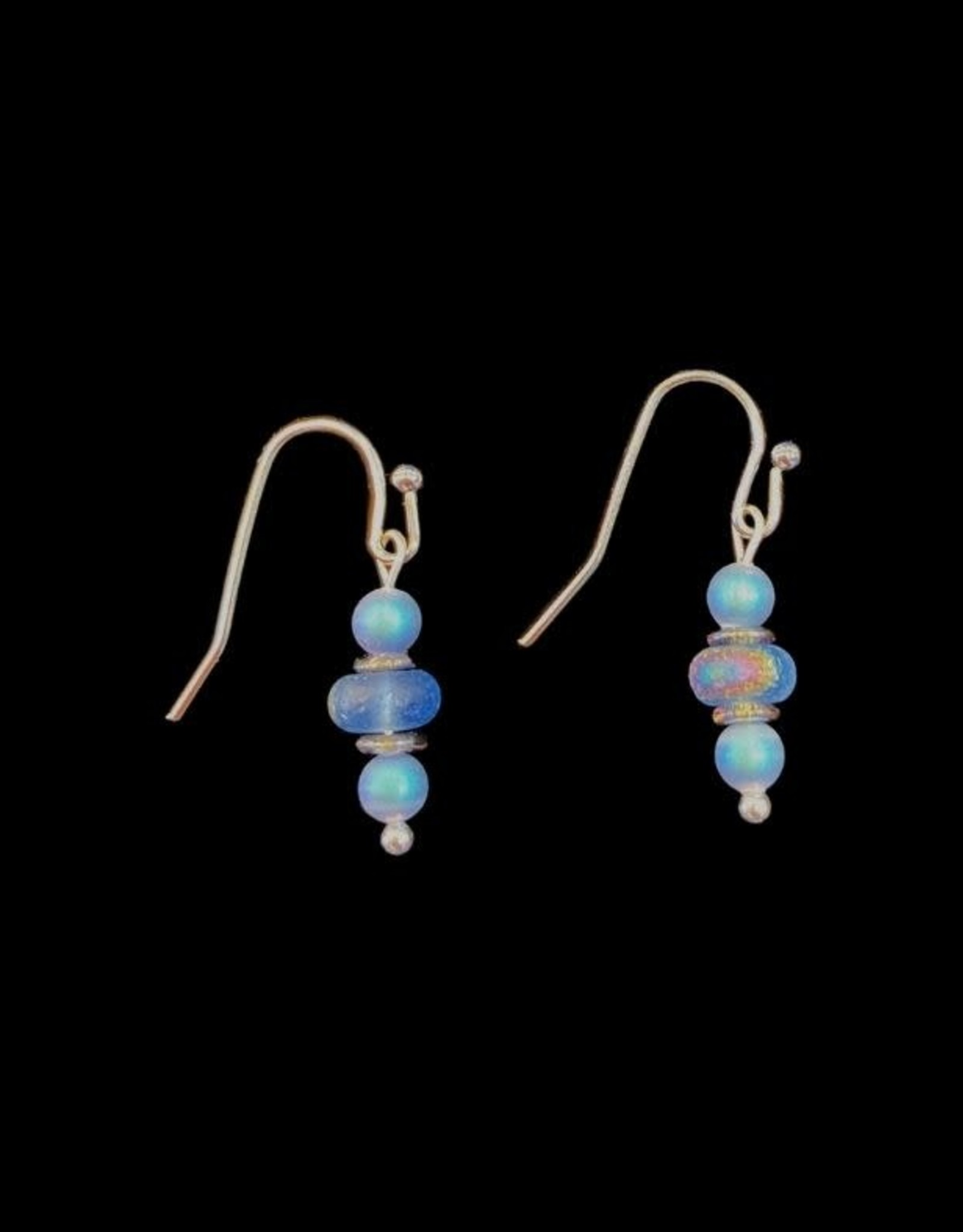 Pretty Strong Blue/Turquoise Earrings