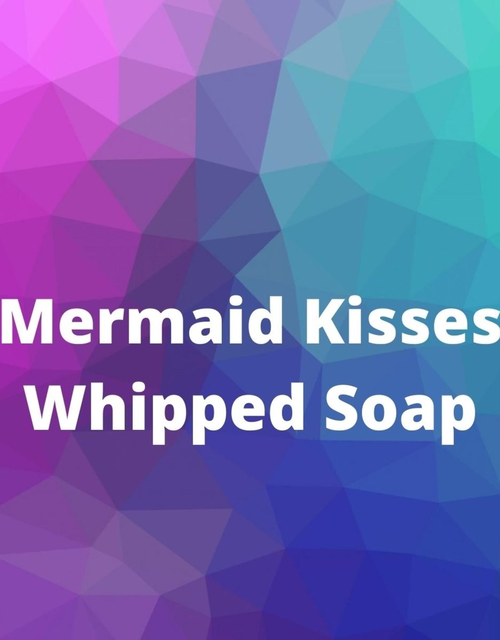 Pretty Strong Mermaid Kisses Whipped Slut Soap