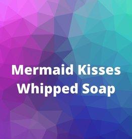 Mermaid Kisses Whipped Soap
