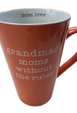 Pretty Strong grandmas: moms without the rules
