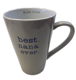 Pretty Strong best. nana. ever. latte