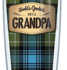 Pretty Strong World's Greatest Grandpa Tumbler