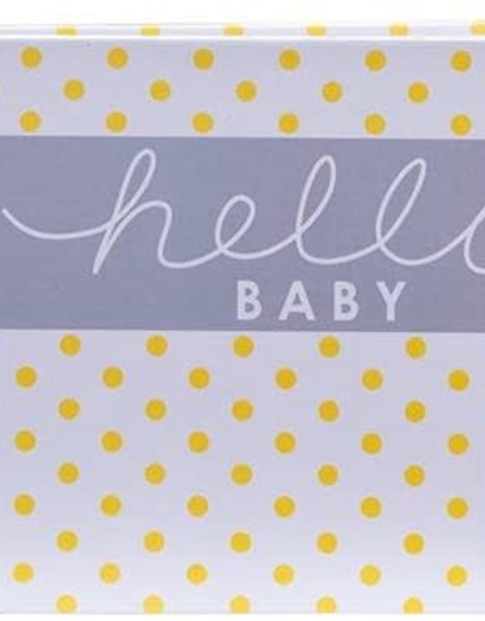Pretty Strong Hello Baby Brag Book
