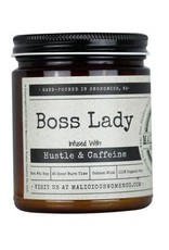 Pretty Strong Boss Lady Candle