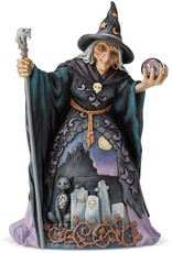 Pretty Strong Witch w/Crystal Ball