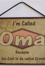Pretty Strong I'm Called Oma