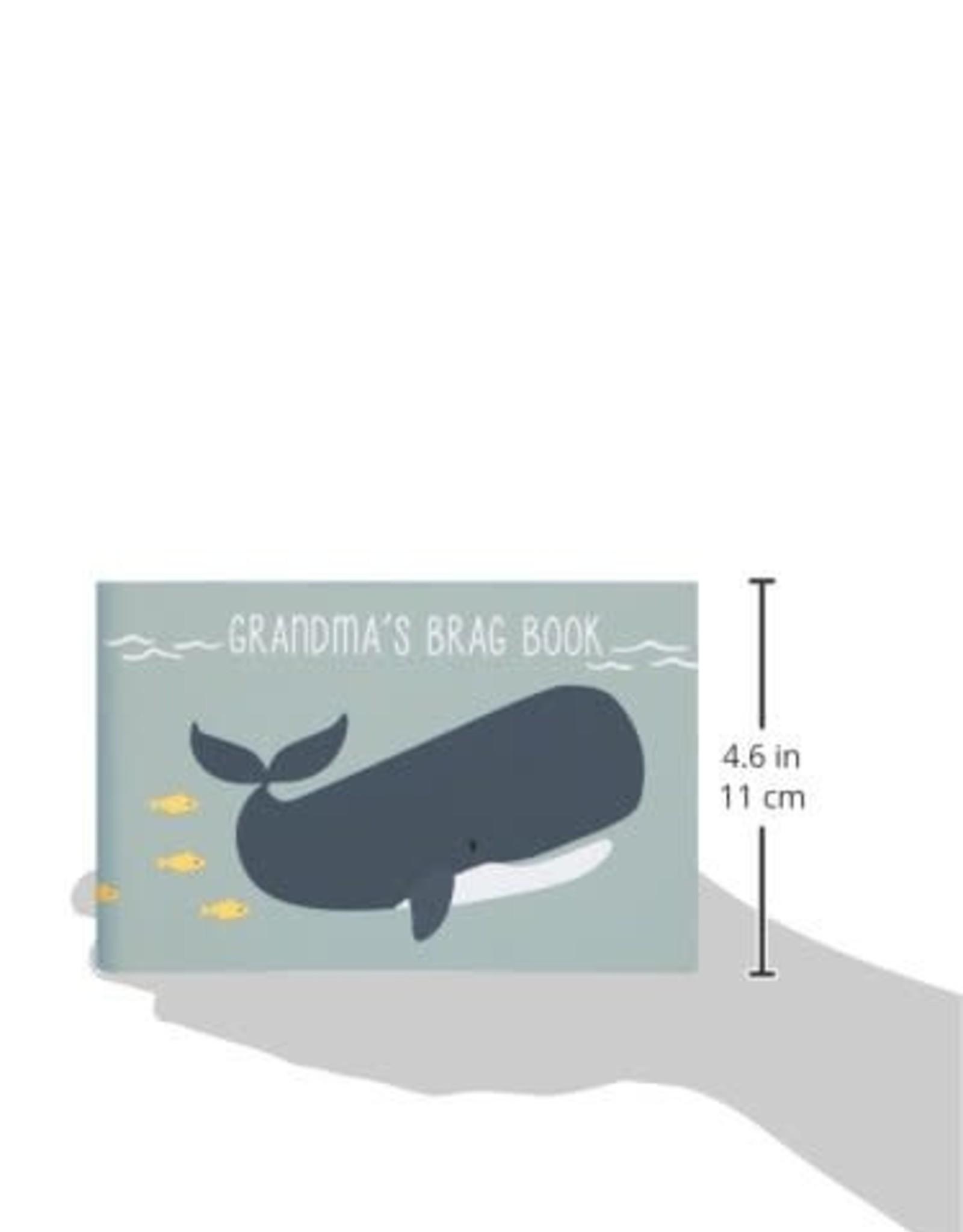 Pretty Strong Whale Grandma's Brag Book