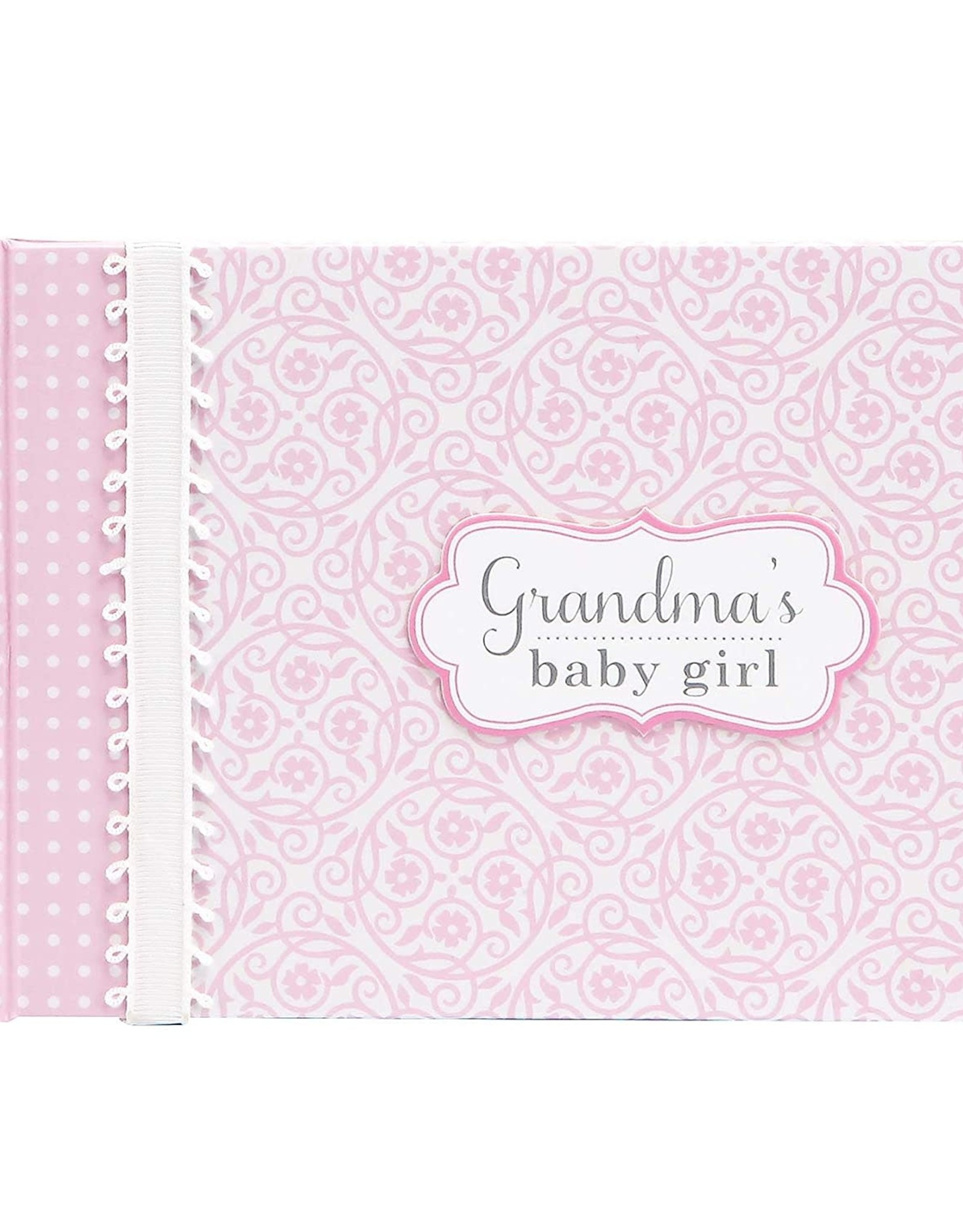 Pretty Strong Grandma's Baby Girl Brag Book