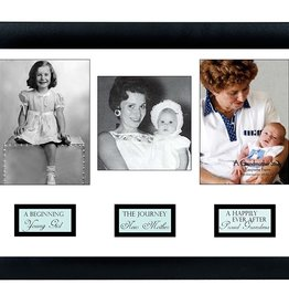 Pretty Strong Grandma's Life Story Picture Frame