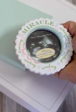 Pretty Strong Miracle Ultrasound Christmas Ornament