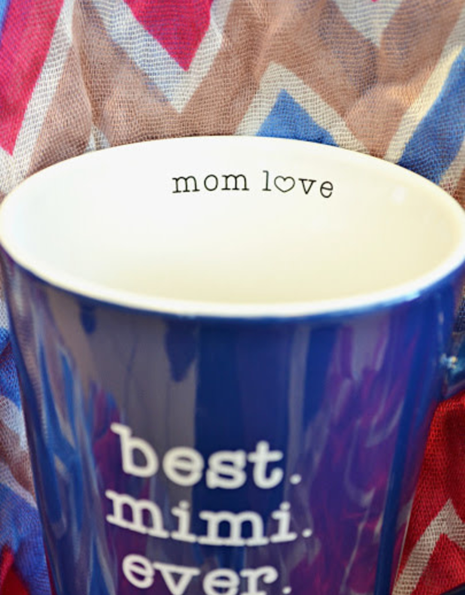 Pretty Strong Best Mimi Ever Latte Mug