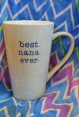 Pretty Strong best. nana. ever. latte