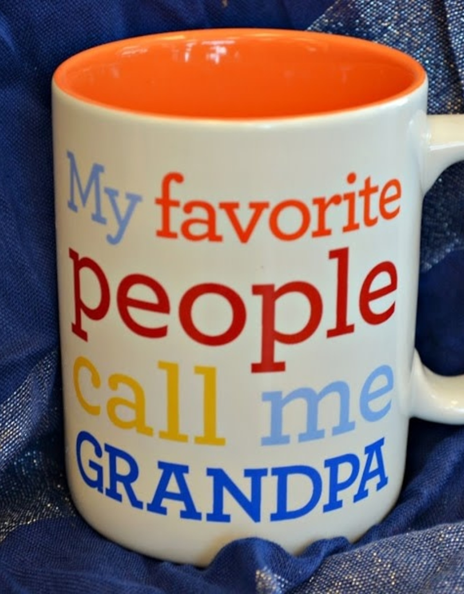 Pretty Strong My Favorite People Call Me Grandpa