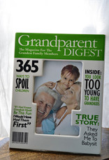 Pretty Strong Grandparent Digest Picture Frame