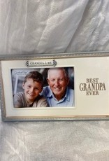 Pretty Strong Grandpa & Me Picture Frame