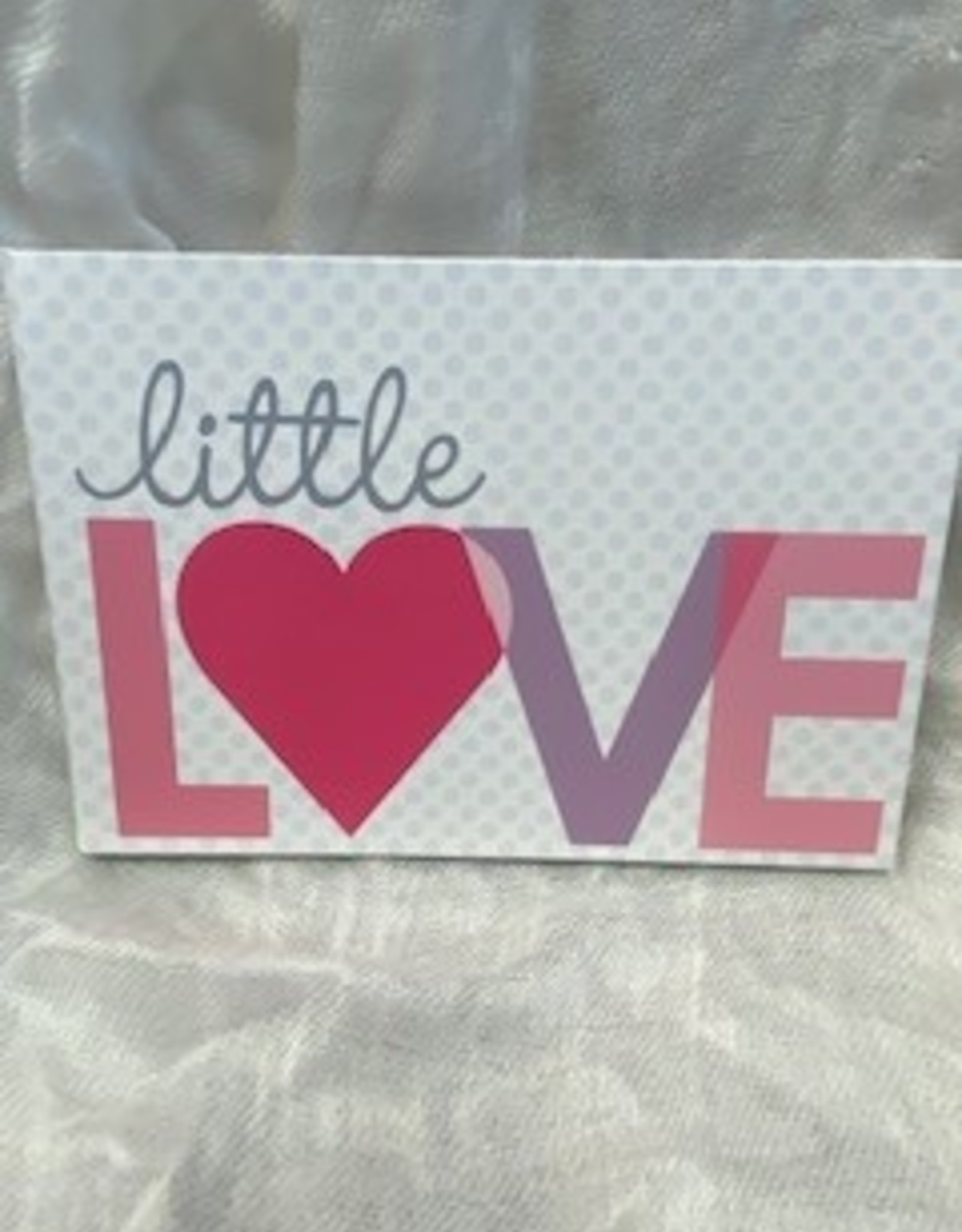 Pretty Strong Little Love Brag Book