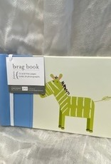 Pretty Strong Jungle Friends Boy Brag Book