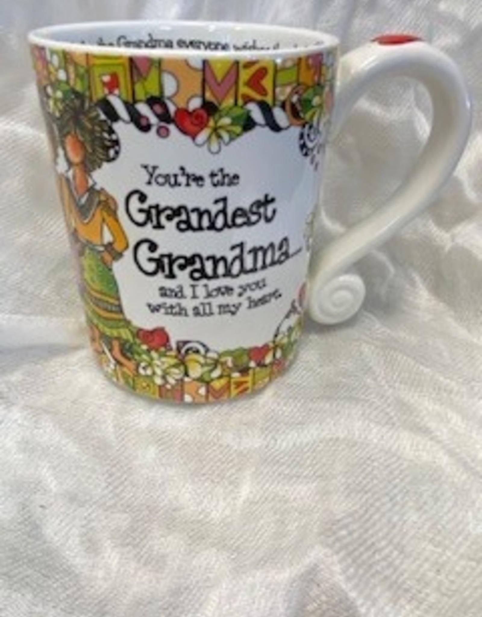 Pretty Strong Grandest Grandma Mug