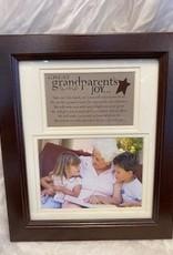 Pretty Strong Great Grandparent's Joy Frame