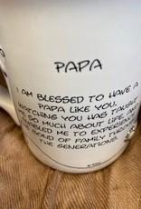 Pretty Strong Papa Mug