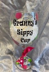 Pretty Strong Granny's Sippy Cup