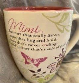Pretty Strong Mimi Mug