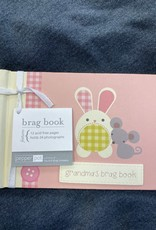 Pretty Strong Sweet Baby Girl Brag Book