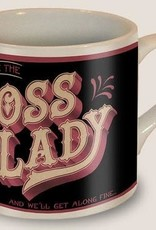 Pretty Strong Boss Lady Mug