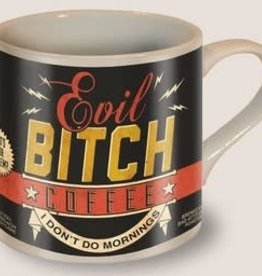 Pretty Strong Evil Bitch Mug