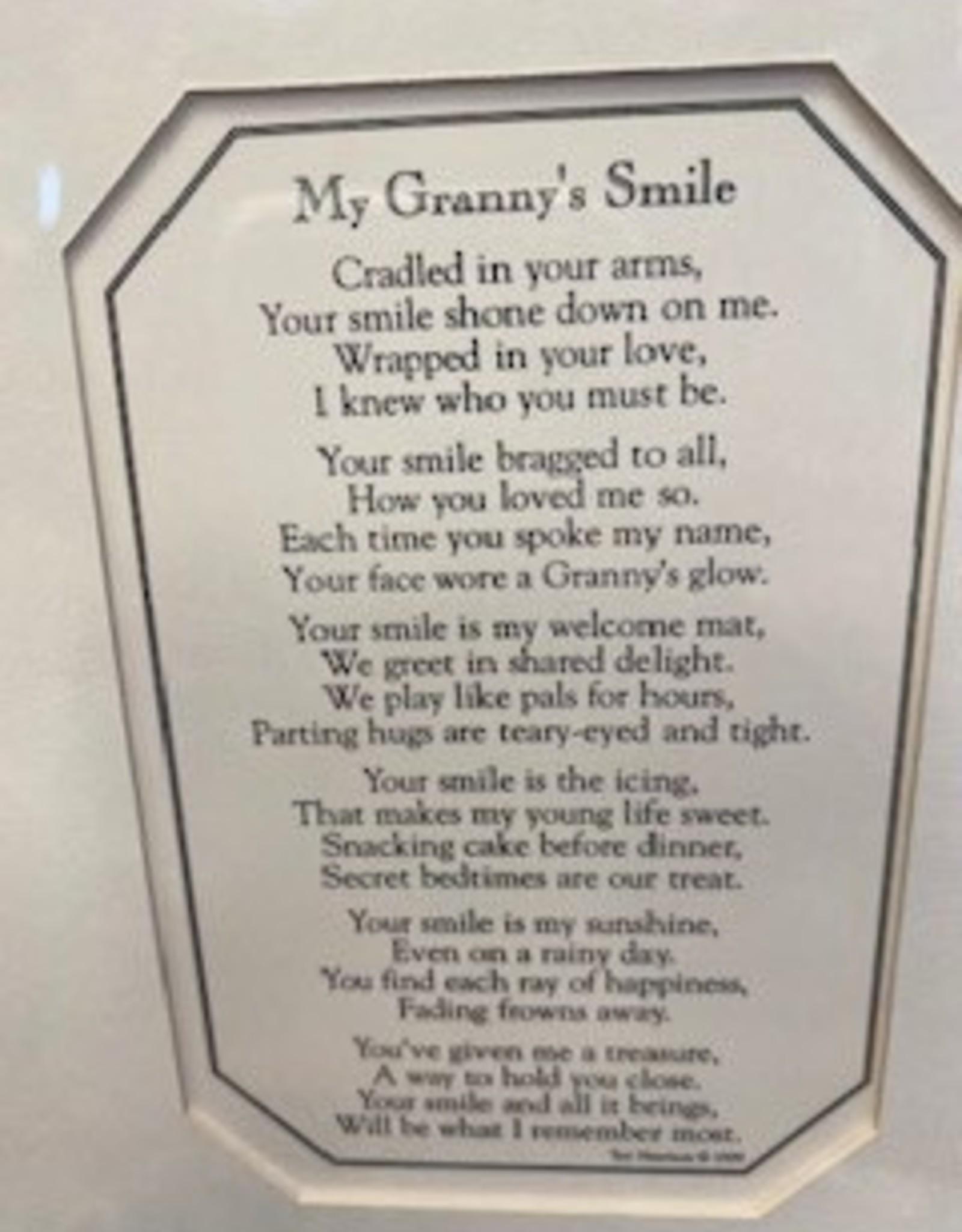 Pretty Strong My Granny's Smile